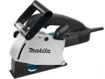 Drážkovací frézka Makita SG1251J - 1.400W, 125mm, 6-30mm, 4.5kg v kufru Systainer