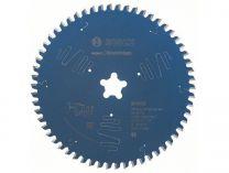 Pilový kotouč na hliník pro stolní pily Bosch Expert for Aluminium 190 x hvězda x 2.6mm, 58z
