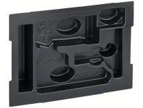 Plastová vložka pro pro frézku Bosch GKF 600 professional do kufru Bosch L-BOXX 238, velikost III (2608438048, 160060A102)