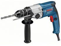 Bosch GBM 13-2 RE Professional - 750W, 2.4kg, elektrická vrtačka bez příklepu s rychloup. sklíčidlem