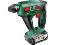 Aku kladivo Bosch Uneo Maxx - 1x aku 18V/2.5Ah, 0.6J, 1.4kg, v kufru