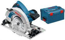 Kotoučová pila Bosch GKS 85 G Professional - 2200W, 235mm, 7.5kg, mafl, kufr L-Box