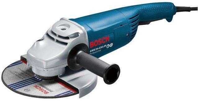 Úhlová bruska Bosch GWS 24-230 JH Professional, 230mm, 2400W (0601884M03) Bosch PROFI