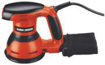 Excentrická bruska Black-Decker KA198 - 260W, 125mm