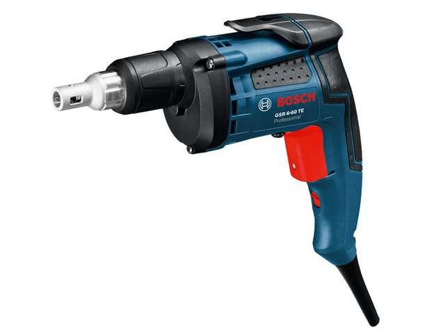 Bosch GSR 6-60 TE Professional elektrický šroubovák na sádrokarton