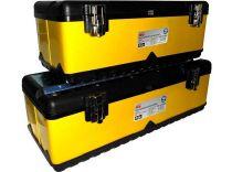 Profesionální kufr na nářadí 660 x 280 x 220mm - plast, kov