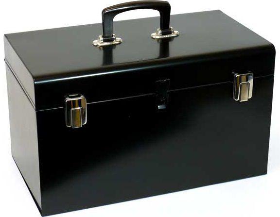 Celokovový kufr na nářadí Mars - vyndavací patro, 450x270x295mm Mars Svratka