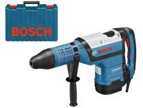 Bosch GBH 12-52 DV Professional - Vibration Control, 1700W, 19J, 11.9kg, kufr, vrtací a sekací kladivo SDS-Max