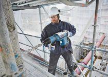 Kombinované pneumatické kladivo SDS-Max Bosch GBH 12-52 DV Professional - 1700W, 19J, 11.9kg (0 611 266 000) Bosch PROFI