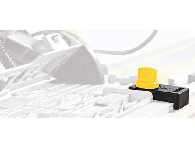 Ochrana proti překlopení stroje Woodster DIVAR 55, Divar 45, Scheppach PL 55