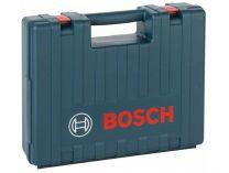 Plastový kufr pro ohraňovací frézku Bosch GKF 600 Professional