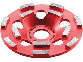 Diamantový brusný hrnec na abrazivní materiály Festool DIA ABRASIVE-D130-ST - 130mm pro RG 130, AG 125, RGP 130, AGP 125 (499973)