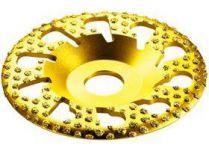 Diamantový brusný hrnec na barvy a lepidla na dřevu Festool DIA UNI-D130 PREMIUM - 130mm
