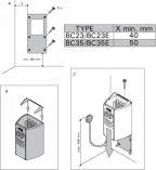 Harvia Vega Compact BC35 saunová kamna do sauny 3,5kW s vestavěným ovládáním HCB350400S