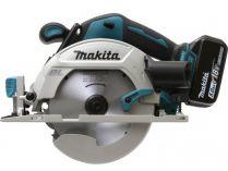 Makita DHS680RTJ - 2x 18V/5.0Ah, 165mm, 3.1kg, kufr Systainer Makpac, aku kotoučová pila