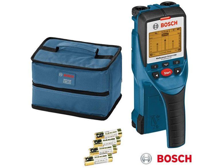 Bosch Wallscanner D-tect 150 Professional Univerzální Detektor