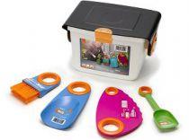 Dětské zahradní nářadí FISKARS First Box Set