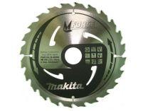 Pilový kotouč na dřevo Makita B-08028 MForce, 180x20mm, 24z
