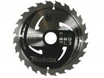 Pilový kotouč na dřevo Makita B-08056 MForce, 190x30mm, 24z