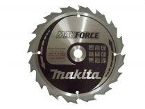 Pilový kotouč na dřevo Makita B-08202 Makforce, 185x15/88mm, 16z