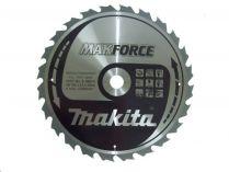 Pilový kotouč na dřevo Makita B-08274 Makforce, 355x30mm, 24z
