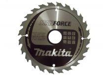 Pilový kotouč na dřevo Makita B-08311 Makforce, 170x30mm, 24z