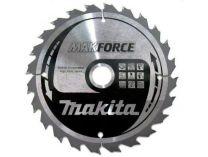 Pilový kotouč na dřevo Makita B-08361 Makforce, 190x15/88mm, 24z
