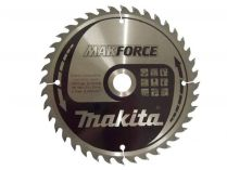 Pilový kotouč na dřevo Makita B-08458 Makforce, 180x20mm, 40z