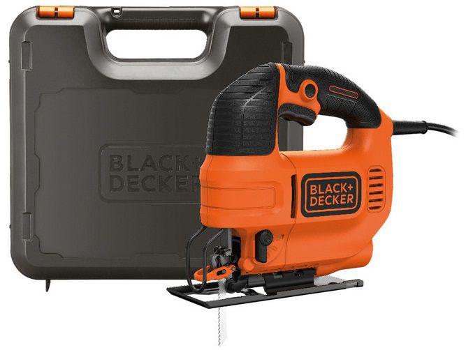 Přímočará pila Black&Decker KS701PEK - 520W, 70mm