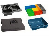 Vložky a vkládací boxy do kufrů na nářadí