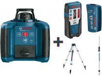 Rotační laser Bosch GRL 250 HV Professional + RC1 + GR 240 + BT 170 HD + LR1