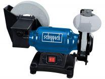 Dvoukotoučová bruska Scheppach bg 200 w - 250W, 200mm, 12kg, s indukčním motorem