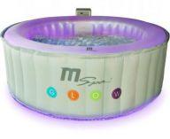Mobilní vířivka HANSCRAFT MSpa GLOW M-022LS LITE + Doprava ZDARMA