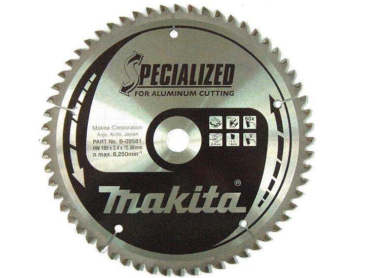 Pilový kotouč na hliník, plast a laminátové dřevo Makita B-09715 Specialized, 260x30mm, 80 zubů