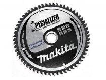 Pilový kotouč na hliník, plast a laminátové dřevo Makita B-09721 Specialized, 300x30mm, 80z