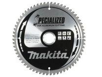 Pilový kotouč na hliník, plast a laminátové dřevo Makita B-09678 Specialized, 305x30mm, 80z
