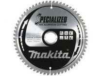 Pilový kotouč na hliník, plast a laminátové dřevo Makita B-09737 Specialized, 350x30mm, 100z