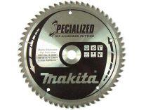 Pilový kotouč na hliník, plast a laminátové dřevo Makita B-09575 Specialized, 180x30mm, 60z