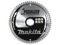 Pilový kotouč na hliník, plast a laminátové dřevo Makita B-09628 Specialized, 235x30mm, 80z