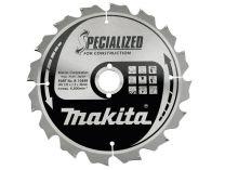 Pilový kotouč na stavební dřevo Makita B-13683, 190x30mm, 12z