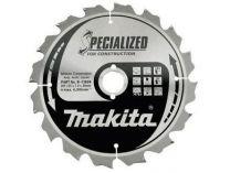 Pilový kotouč na stavební dřevo Makita B-13699, 235x30mm, 16z