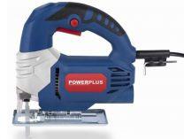 Zobrazit detail - Přímočará pila PowerPlus POW1010 - 450W, 60mm