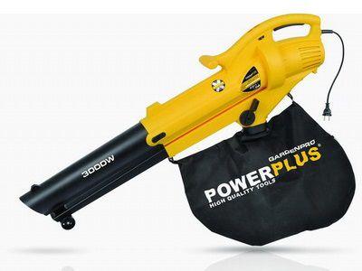POWERPLUS Elektrický vysavač listí POWXG4035