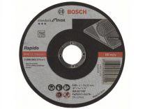 Řezný kotouč Bosch Rapido Standard 125mm/1,0 na železo, kov a nerez