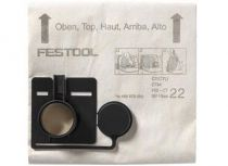 Filtrační vaky Festool FIS-CT 33 SP VLIES/5 pro Festool CT 33, 5ks