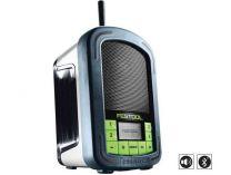 Aku stavební rádio Festool BR10 bez aku, 10.8V-18V, bluetooth, 0.7kg