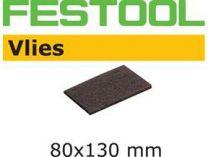 Brusný papír Festool StickFix STF 80x130/0 S800 VL/5 - zrnitost 800, na dřevo, barvy, laky, kov, 5ks