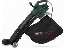 Elektrický vysavač - fukar na listí PowerPlus POWXQG5030 - 3000W, 4v1