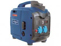 Zobrazit detail - Scheppach SG 2000 - 2000W, 2x 230V, 1x 12V, 20kg, invertorová elektrocentrála