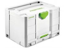 Kufr SYSTAINER T-LOC Festool SYS-Combi 2
